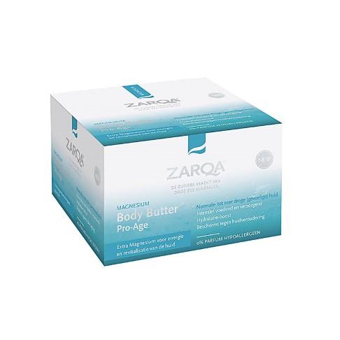 Zarqa Magnesium Pro-Age Body Butter 200ml