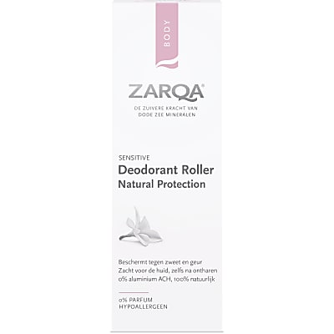 Zarqa Natural Protection Deodorant
