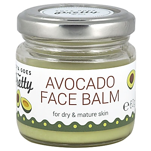 Zoya Goes Pretty Avocado Face Balm - 60g