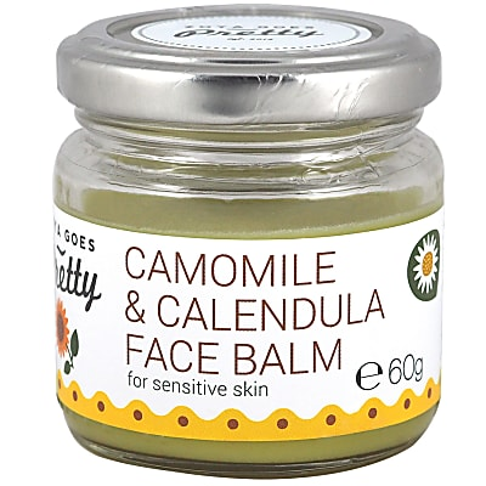 Zoya Goes Pretty Calendula & Camomile Face Balm - 30g
