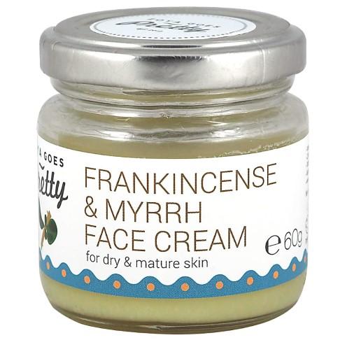 Zoya Goes Pretty Frankincense & Myrrh Face Cream - 30g