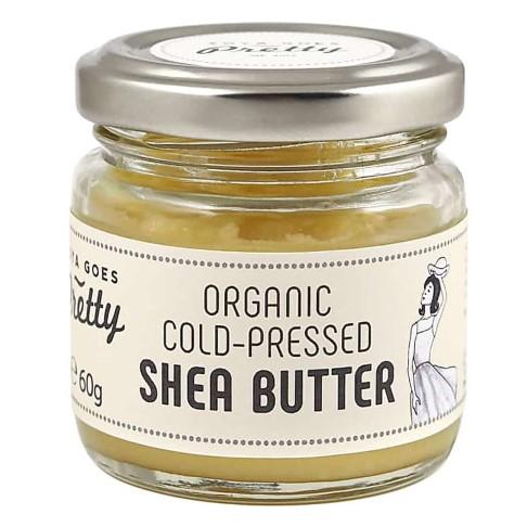 Zoya Goes Pretty Shea Butter - cold-pressed & organic - 60g