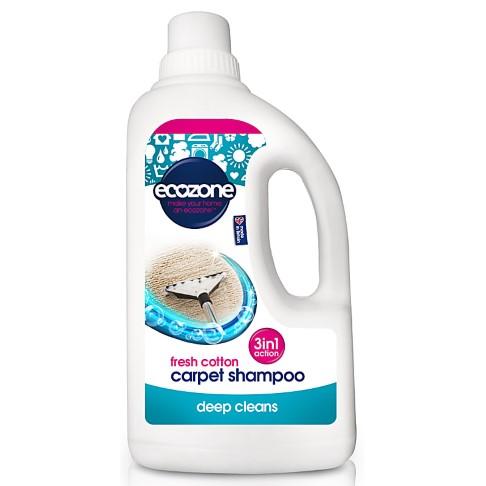Ecozone Carpet Shampoo - Fresh Cotton