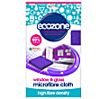 Ecozone Window & Glass Microfibre Cloth