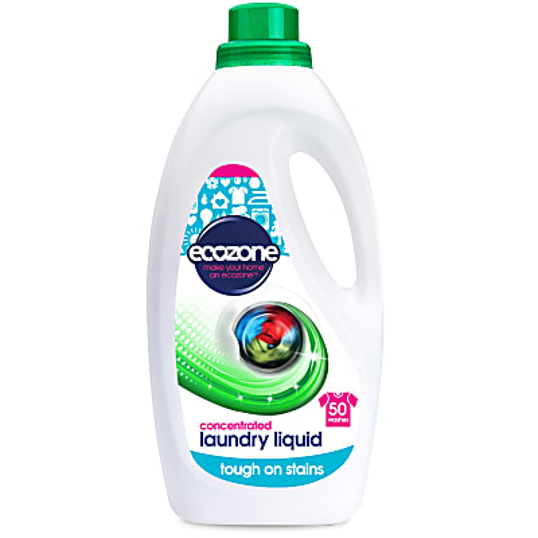 Ecozone Bio Concentrated Laundry Liquid 2L (50 washes)