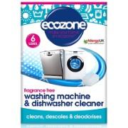 Ecozone Descale - Washing Machine and Dishwasher Descaler Tablets