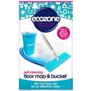 Ecozone Self Cleaning Mop & Bucket