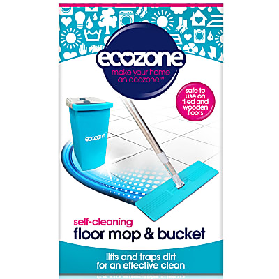 Ecozone Self Cleaning Mop & Bucket