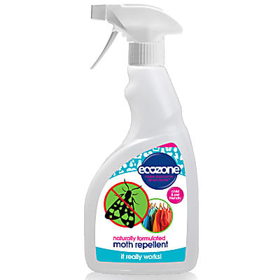 Ecozone Naturally Formulated Moth Repellent