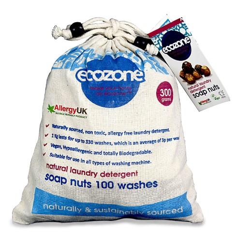 Ecozone Soap Nuts (100 washes)