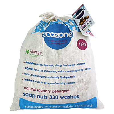 Ecozone Soap Nuts (330 washes)