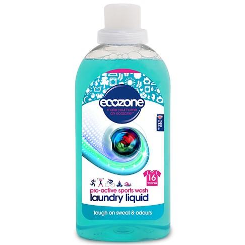 Ecozone Pro-active Sports Wash Laundry Liquid (16 washes)