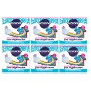 Ecozone Colour Oxygen Laundry Tablets 6 Pack Bundle