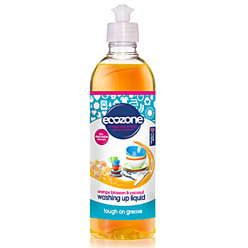 Ecozone Washing Up Liquid - Orange Blossom & Coconut