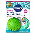 Ecozone Ecoballs 1000 washes - Fragrance Free
