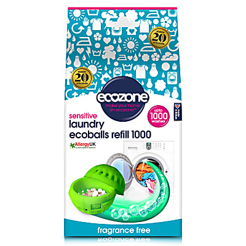 Ecozone Ecoballs® Refills 1,000