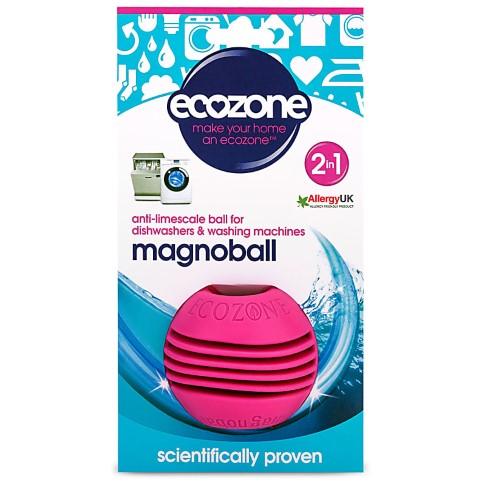 Ecozone Magno ball - Anti-limescale ball for washing machine and dishwasher